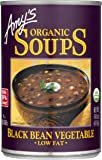 Amy's Organic Soups, Black Bean Vegetable, 14.5 Ounce
