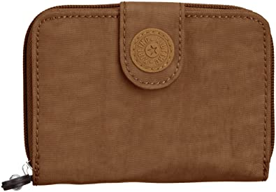 b903102a9d Kipling Womens New Money Wallet Tobacco: Amazon.co.uk: Shoes & Bags