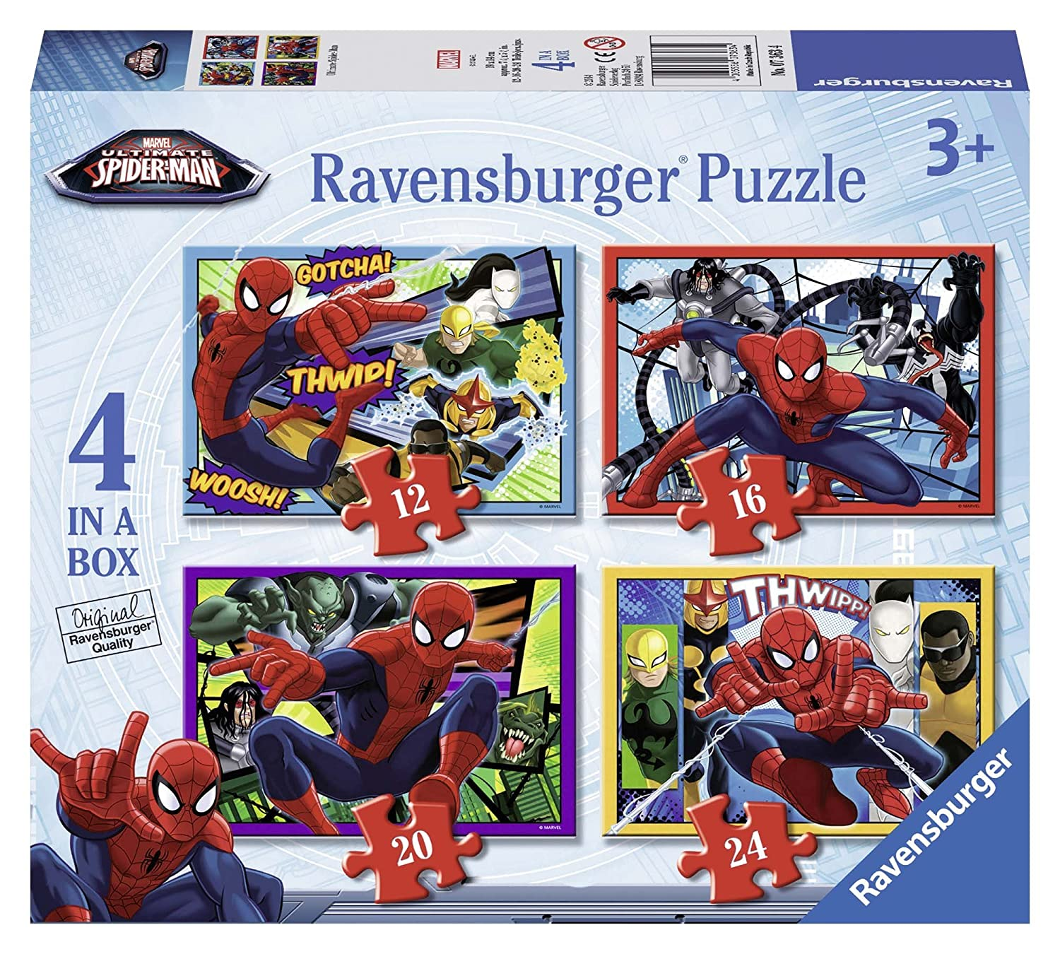 Ravensburger Marvel Ultimate Spider-Man