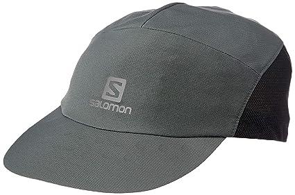 SALOMON XA Compact CA Gorra Ligera para Corriendo, Unisex Adulto, Gris (Urban Chic