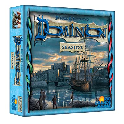 Rio Grande Games Dominion Seaside: Toys & Games