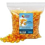Butterscotch Hard Candy - Colombina Butterscotch Candy, 4 LB Bulk Candy