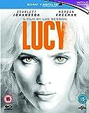 Lucy [Edizione: Regno Unito] [Italia] [Blu-ray]