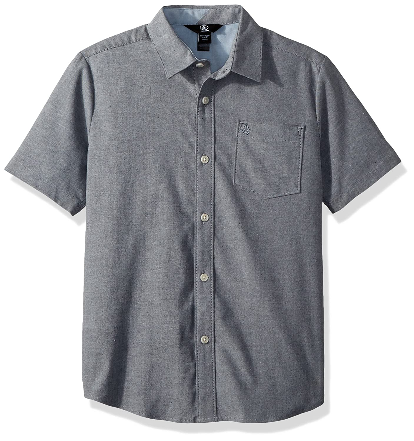 Volcom Boys Everett Oxford Short Sleeve
