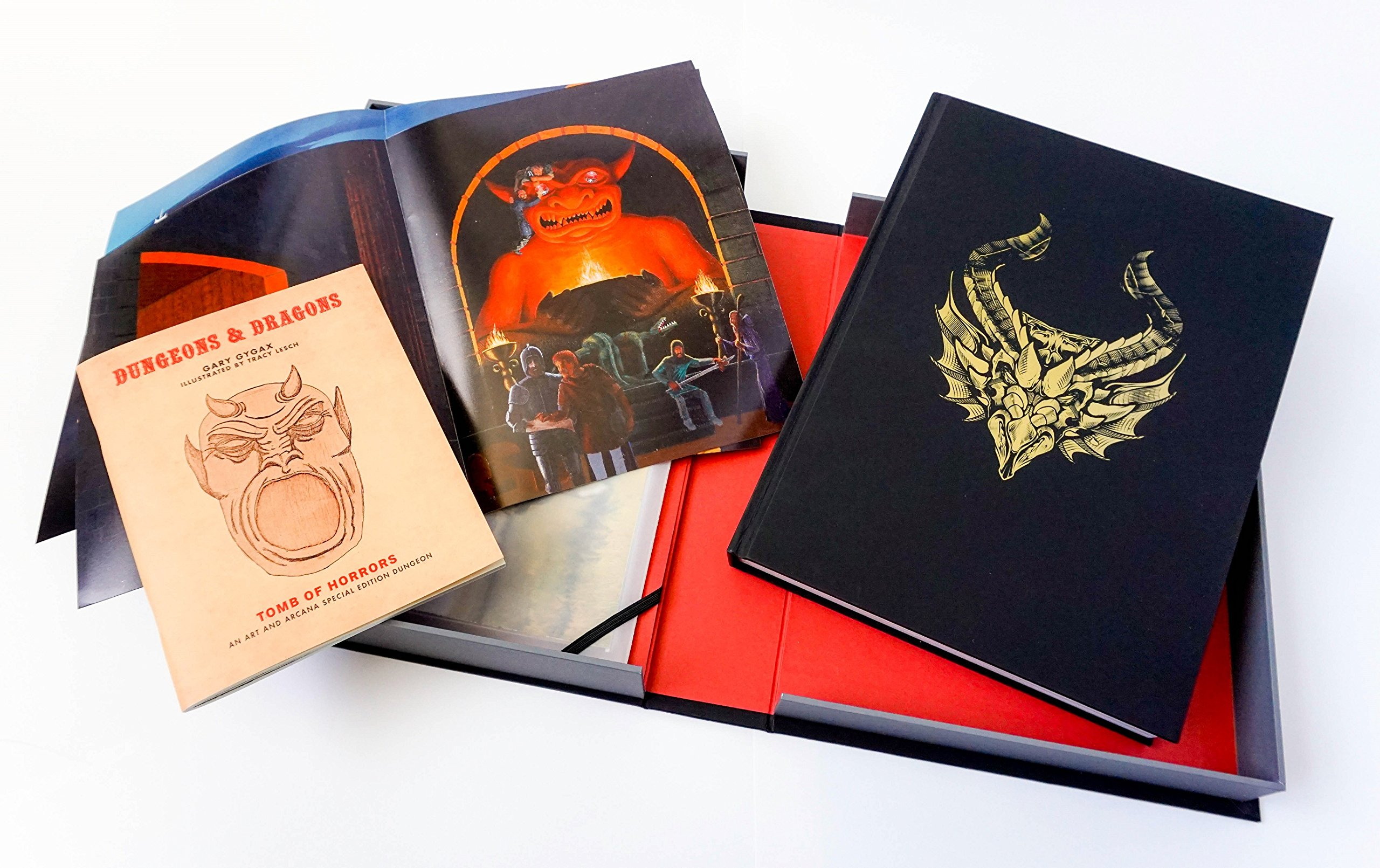 Amazon dungeons and dragons art and arcana special edition