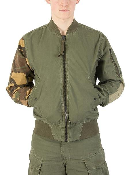 G-Star Hombre Rackam SPM Bomber Jacket, Verde: Amazon.es: Ropa y accesorios