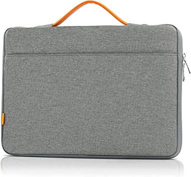 MacBook Air |12.9 inch iPad Pro 2017 13.5 Surface Laptop 13.5 Surface Book Gray Dovesail Laptop Sleeve Case Compatible with 13-13.5 inch MacBook Pro Retina 2012-2015 Spill-Resistant