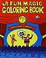 Coloring Book Fun Magic