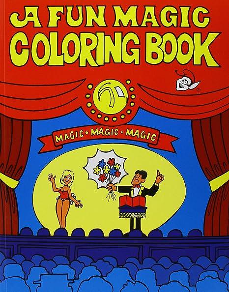Amazon.com: Coloring Book Fun Magic: Toys & Games