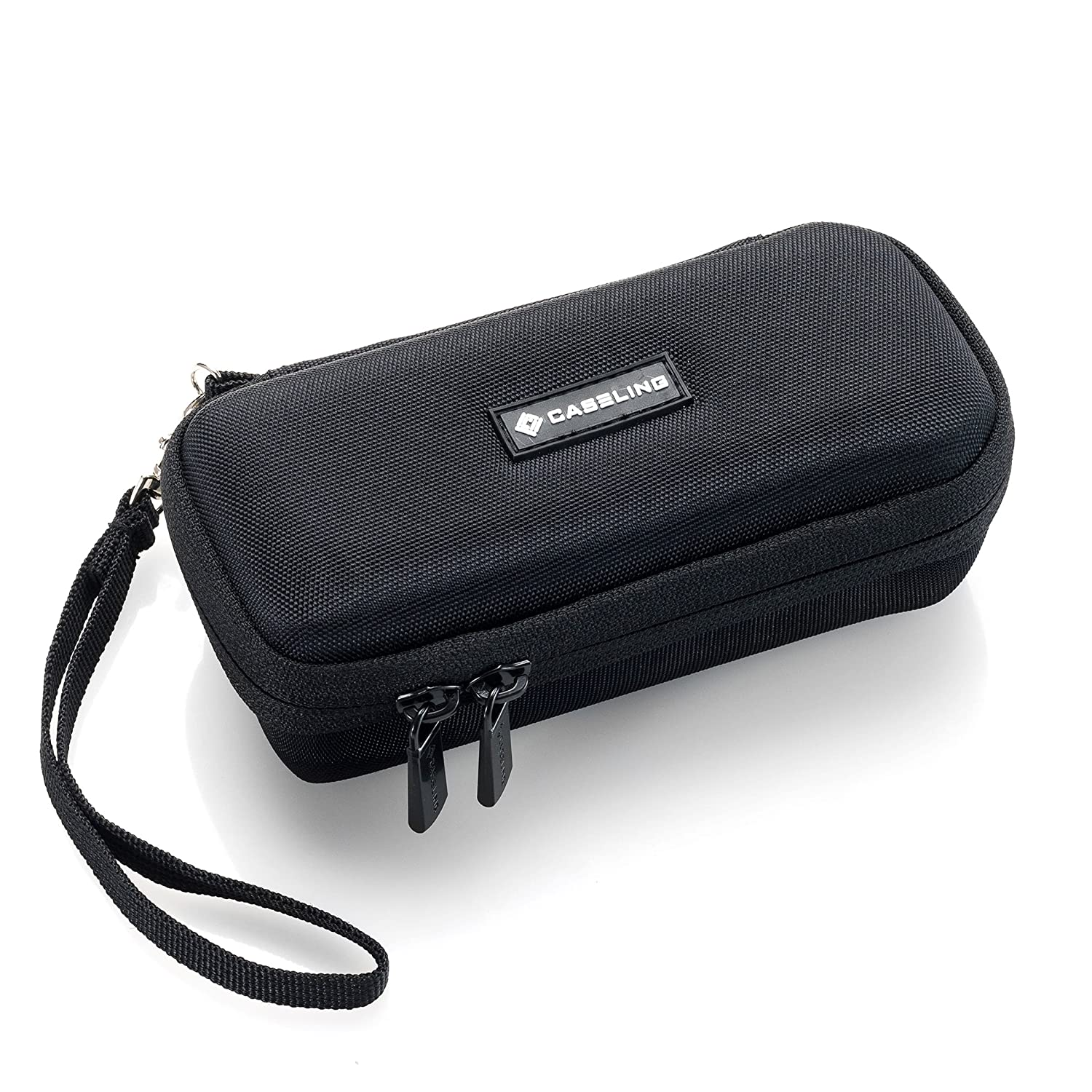 Portable Digital Recorder Hard CASE fits TASCAM DR-05 Version 2//1 by Caseling - Includes Mesh Pocket for Accessories