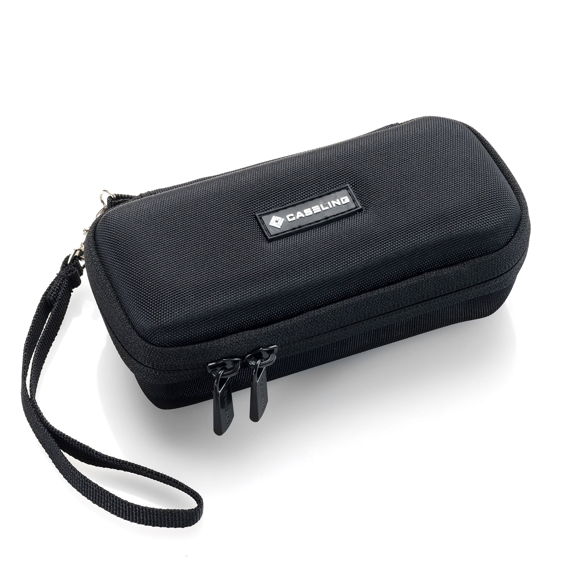 Hard CASE fits TASCAM DR-05 (Version 2/1) Portable Digital Recorder. - Includes Mesh Pocket for Accessories. by Caseling