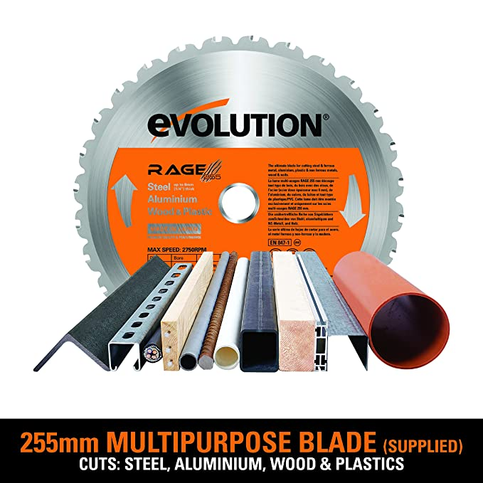 Evolution Power Tools Rage 3-DB Double image 2