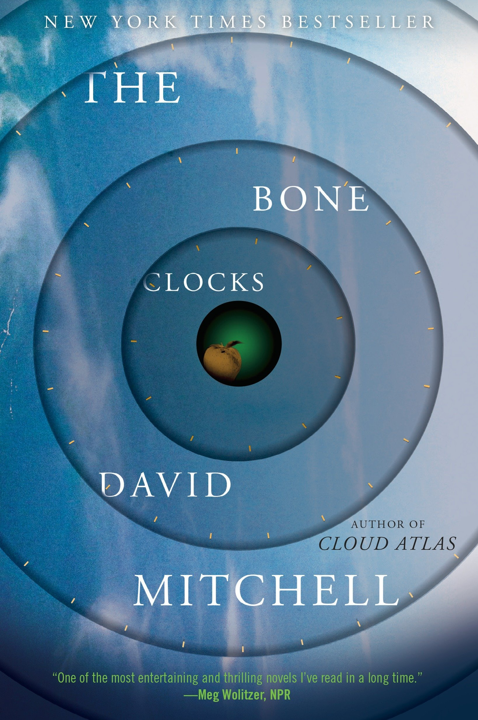 Amazon.com: The Bone Clocks: A Novel (8601422214666): Mitchell ...