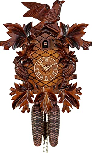 Adolf Herr Cuckoo Clock – The Cuckoo Bird Trio Small AH 372 1 8T
