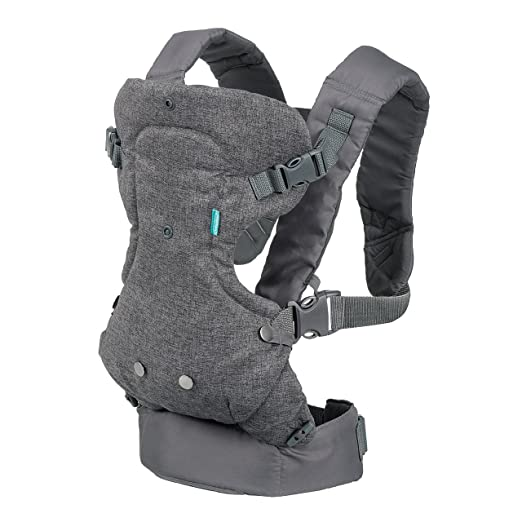 Infantino Flip Advanced 4-in-1 Convertible Carrier Review