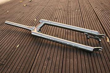 4ce92bcf636 WITTSON Nulla Tapered Titanium 29er Rigid Fork: Amazon.co.uk: Sports ...