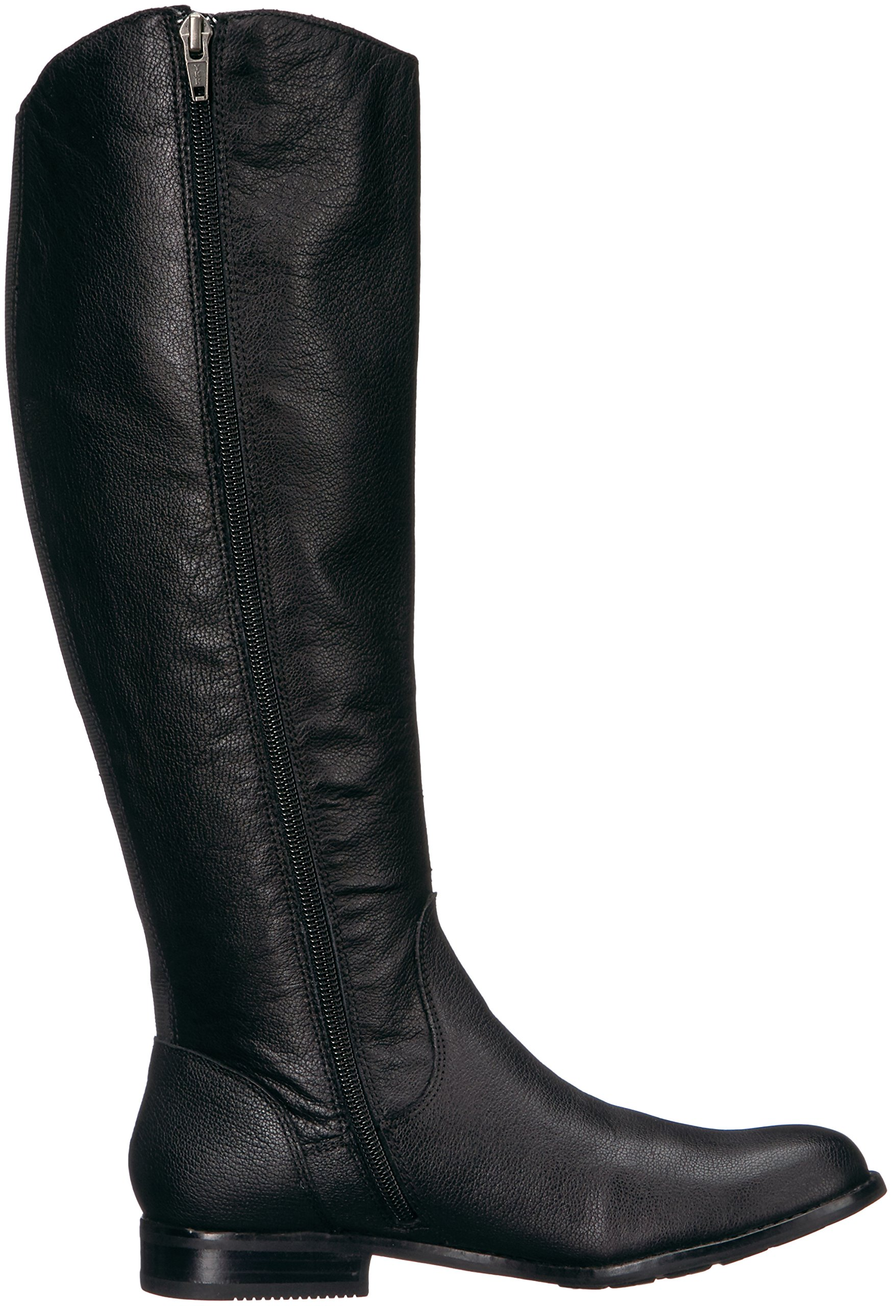 206 Collective Women's Whidbey Riding Boot, Black, 6.5 B US by 206 Collective (Image #7)