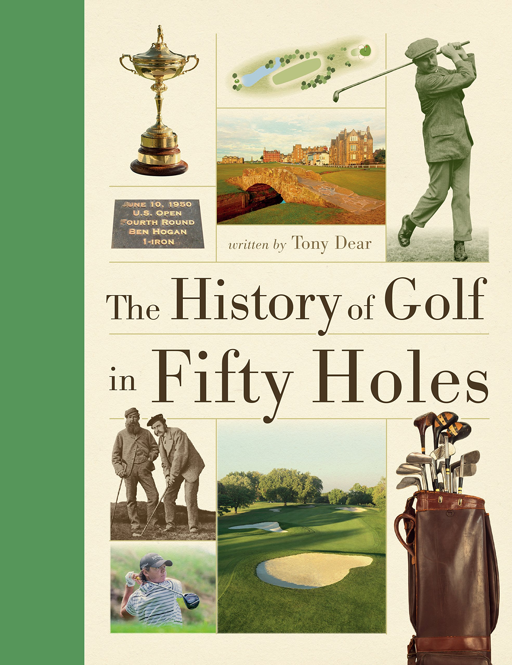 History of Golf in Fifty Holes PDF