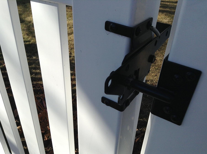 Fence Door Lock Amp Wooden Garden Gate Locks