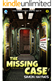 The Missing Case: A fun science fiction novel for ages 9+ (Hal Junior Book 2)