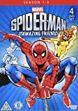 Spider - Man & His Amazing Friends Season 1 - 3 4DVD Marvel