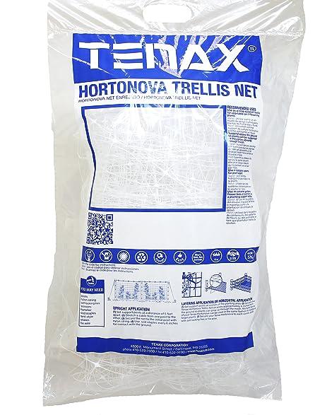 amazon com tenax 57603492 hortonova plant trellis net 6 5 x 30