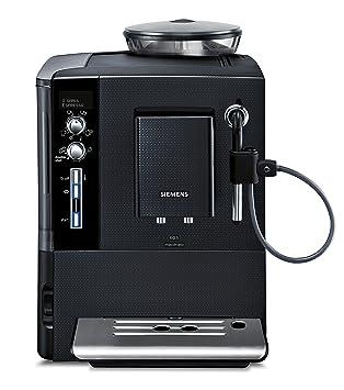 Siemens TE503521DE EQ.5 Edition - Máquina de café espresso, color negro: Amazon.es: Hogar