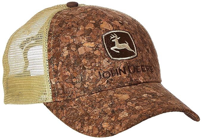 John Deere - Gorra de Malla para Hombre e9e8441e726