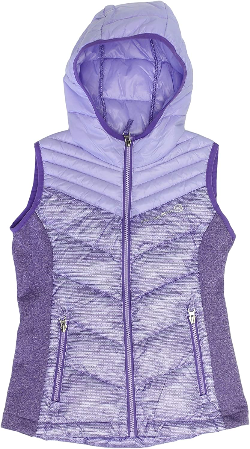 Free Country Ultra Lightweight Down Quilted Vest for Girls 912oLNuPoIL