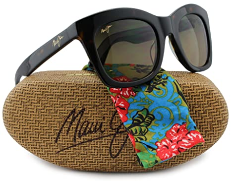 47ccac6874b Image Unavailable. Image not available for. Color  Maui Jim HS720-10 Coco  Palms ...