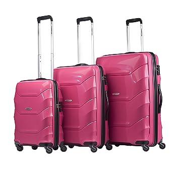 CarryOn Porter 2.0 Juegos de maletas Equipajes TSA - Fuerte ...