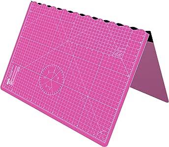 Plegable y reparación automática de 33 x 22 pulgadas, medidas imperiales, rosa: Amazon.es: Hogar
