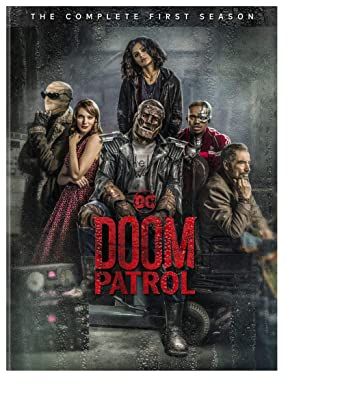 Amazon com: Doom Patrol: The Complete First Season (DVD): Jeremy