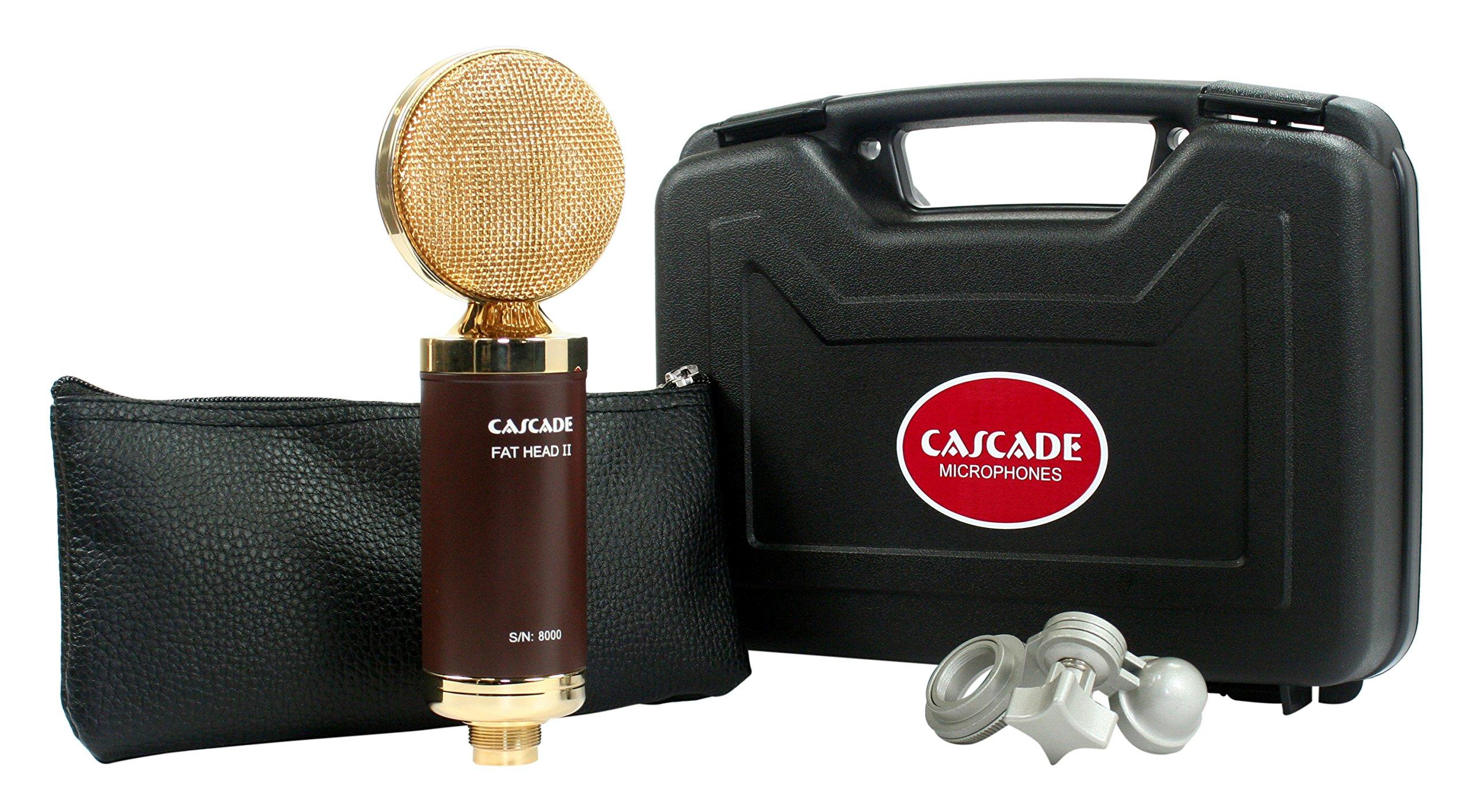 Cascade Microphones 99-GL-A Ribbon Microphone