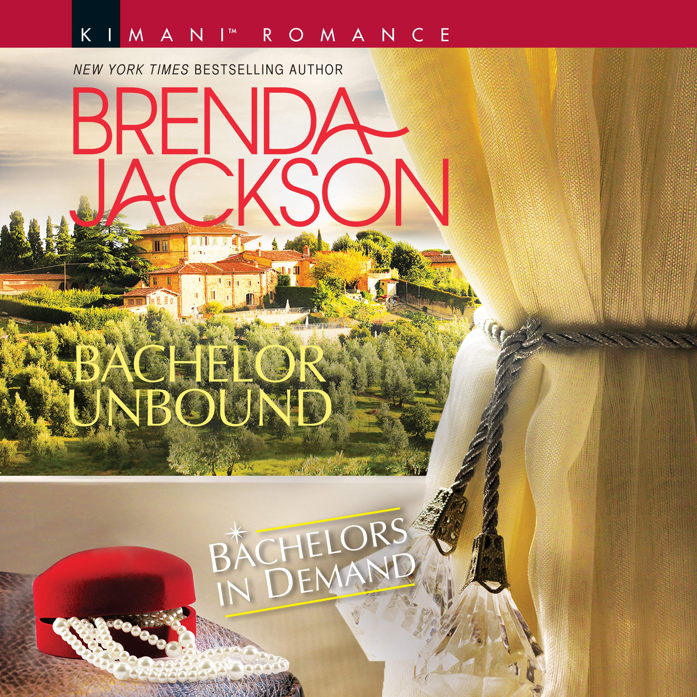 Bachelor Unbound: Bachelors in Demand, Book 6 by Harlequin Audio (Image #1)