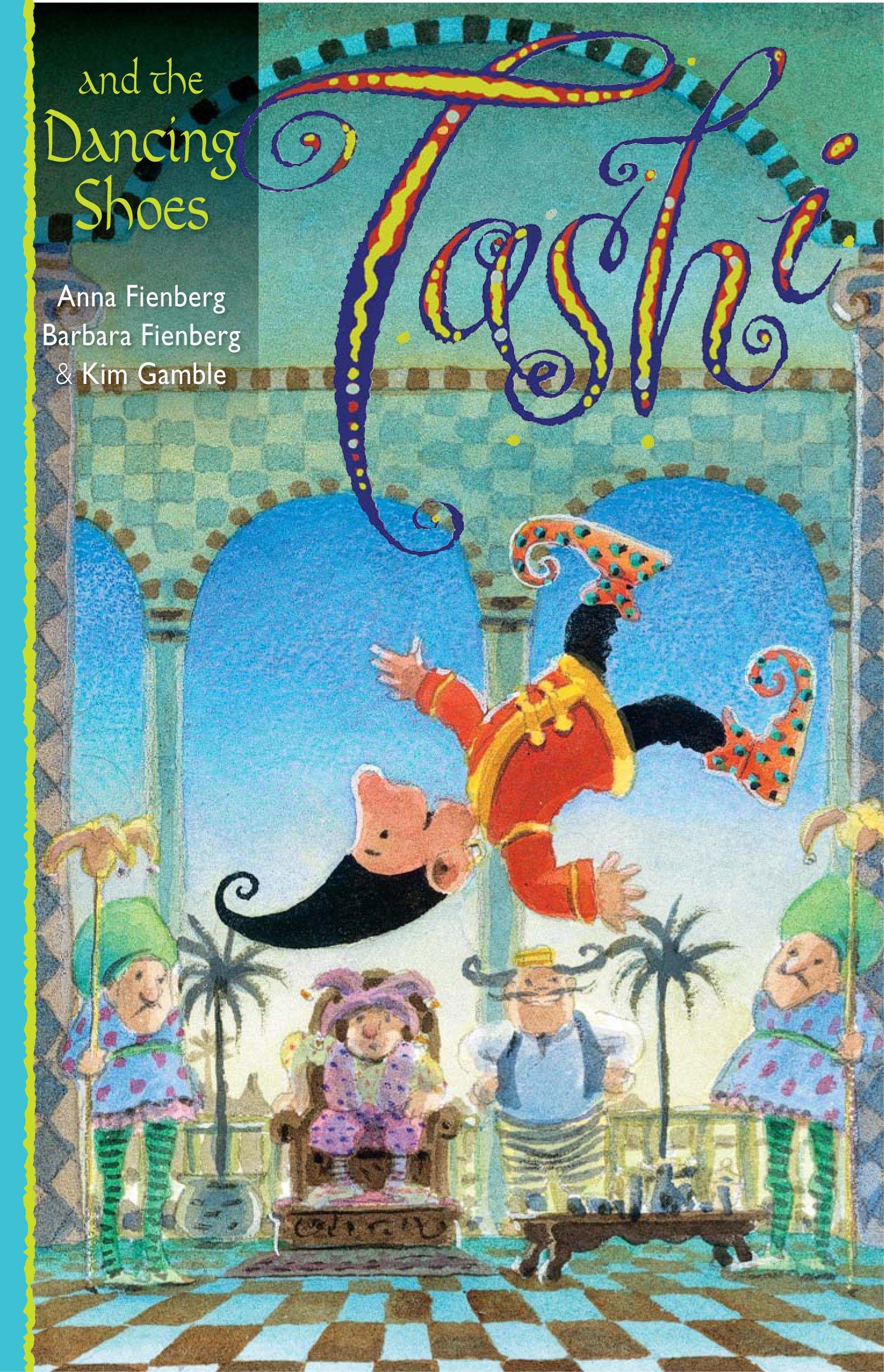 Tashi and the Dancing Shoes (Tashi series) pdf epub