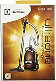 Electrolux UMP1 Accessoires Aspirateur S-Bag Ultra Long Performance 8 Sacs Méga Pack