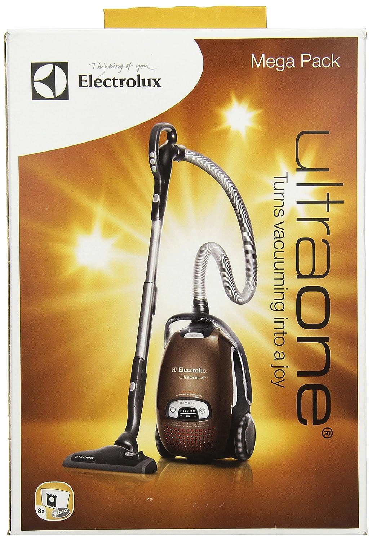 Electrolux UMP1 S-Bag Ultra Long Performance - Lote de 8 bolsas para aspirador