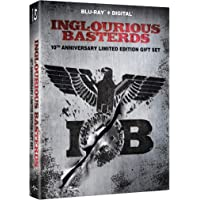 Inglourious Basterds 10th Anniversary Limited Edition Gift Set [Blu-ray]