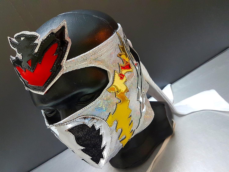 Rafale 666 Hayabusa Ninja máscara máscara de Lucha Libre ...