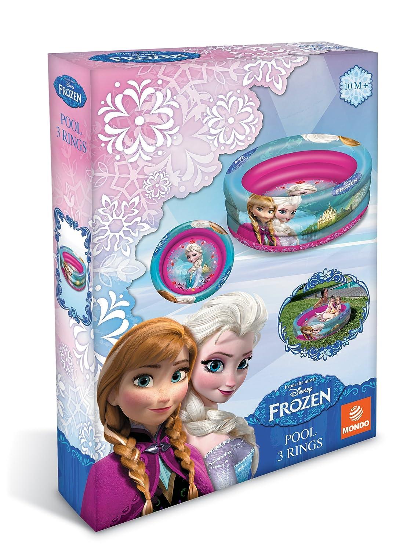 Mondo 16527 - Frozen Piscina Gonfiabile, 100 cm Mondo S.p.A. A1504799