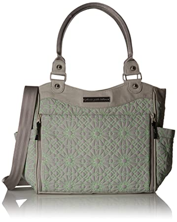 Amazon.com   Petunia Pickle Bottom City Carryall Diaper Bag in Covent  Garden Stop 5785ffad99db2