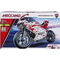 MECCANO Ducati Desmosedici GP, Colore Rosso/Grigio, 6044539