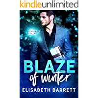 Blaze of Winter (Star Harbor Book 2)