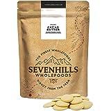 Sevenhills Wholefoods Manteca De Cacao Orgánico, Obleas, 500g