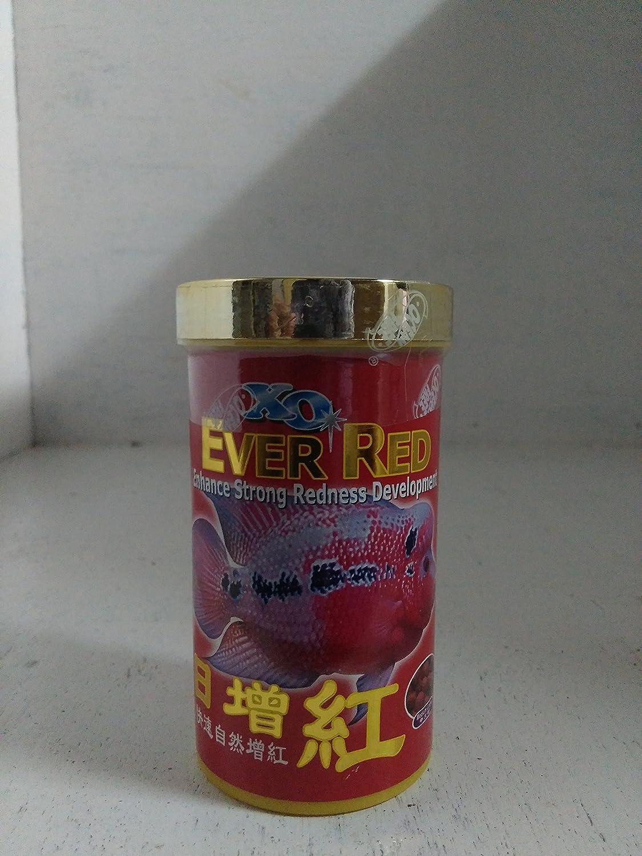 Ocean Free Xo Super Ever Red Enhance Strong Redness Development Fish Food 120g