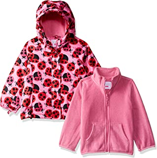 444f3a63b Amazon.com  The Children s Place Big Girls  3 in 1 Winter Jacket ...