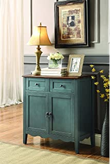 Amazon.com: Rustic Country Wine Cabinet: Kitchen & Dining