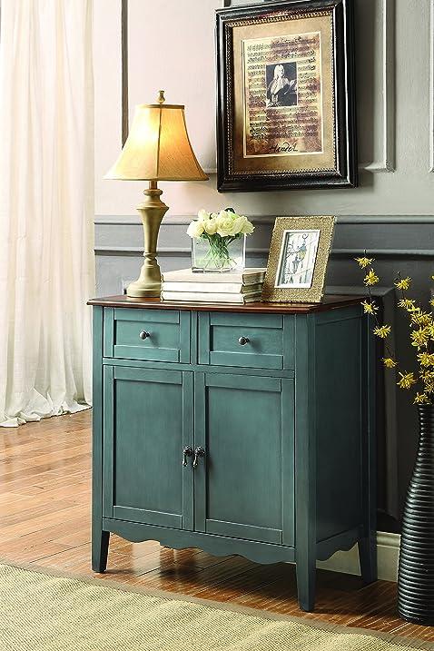 Amazon.com: Coaster Home Furnishings Coaster 101046 Wine Cabinet ...