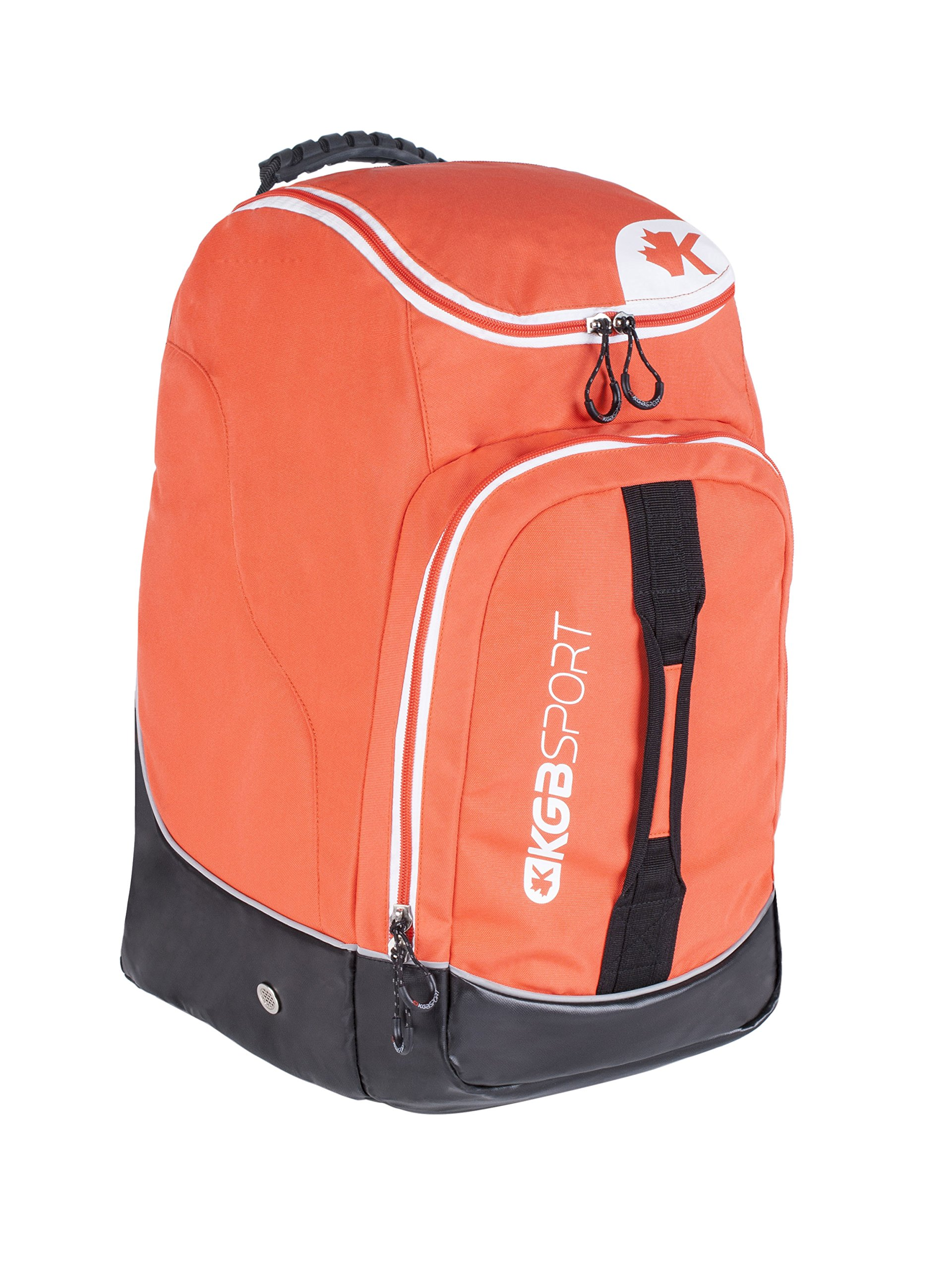 Boot Pack, Orange, One Size by KGB Sport